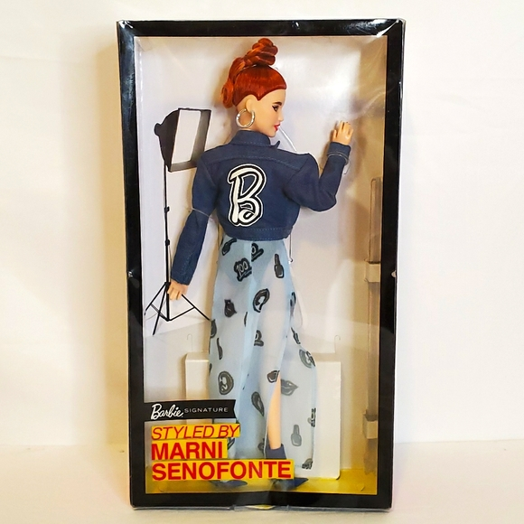 Barbie Styled By Marni Senofonte